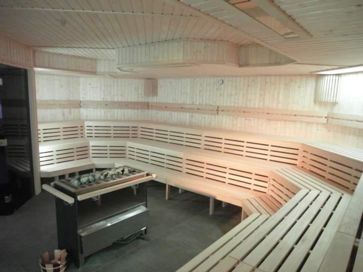 Termy Krakowskie Forum - Sauna Arena